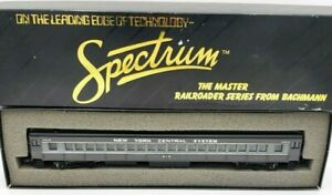 Bachmann HO Scale Train Spectrum No. 89102 New York Central #412/P&LE Coach