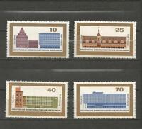 EAST GERMANY- 1965 The 800th Anniversary of Leipzig  - MUH SET.