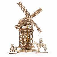 UGEARS Modellbausatz Windmühle