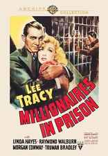 Millionaires in Prison DVD (1940) - Lee Tracy, Linda Hayes, Raymond Walburn