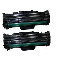 2x Toner für ML1640 K ML2240 N ML1641 K ML2241 K ersetzt Samsung MLT-D1082S D108