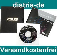 ORIGINALE Asus gtx560ti driver CD DVD v982 driver Manual ~ 005 schede grafiche Zub.