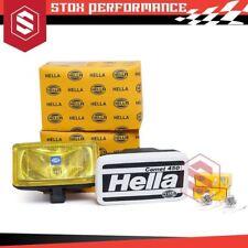 Genuine Hella Comet 450 H3 12V 55W Sport Light Halogen Driving Light Yellow