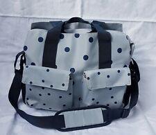 Wickeltasche Babytasche  in Blau   BABYDREAM