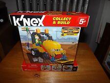 K'Nex, Collect & Build, Construction Crew Backhoe # 4, Nib