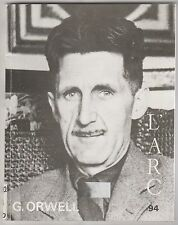 Revue L'ARC N°94 Georges Orwell