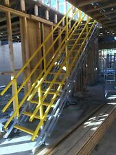SELF LEVELING STAIRS MULTI ANGLE STAIRS ADJUSTABLE STAIRS 650MM