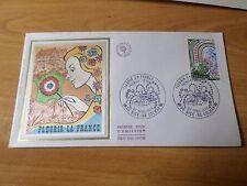 FRANCE 1978, FDC 1° JOUR, FLEURIR, FLEUR, FLOWER, VF