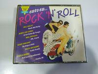 Esto es Rock N Roll Bill Haley Gene Vincent Chuck Berry 1991 - 2 x CD
