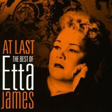 At Last: Best of by Etta James (CD, 2011)