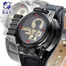 Anime Detective Conan watch Cartoon LED Touch Screen waterproof  Wrist Watches