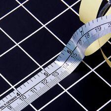 Self-Adhesive Metric Measure Tape Sew Machine Cut Table Edge Sticker 1.5M Useful