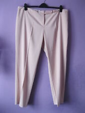 Straight Leg Polyester Trousers Women's Plus Size NEXT