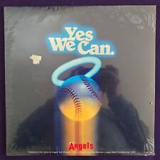 Sealed ~ ANGELS Yes We Can LP California Baseball 1979 Championship RARE ss MINT