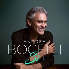 Andrea Bocelli: Sì - Andrea Bocelli (Album) [CD]
