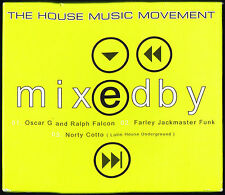 MIXED BY - House Music Movement  - Oscar G & Ralph Falcon. Boxed