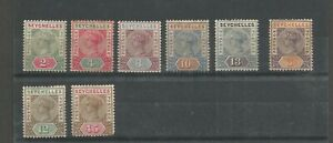 SEYCHELLES FROM 1890 USEFUL GENERALLY FINE MINT  EARLIER Q.V. COLLECTION