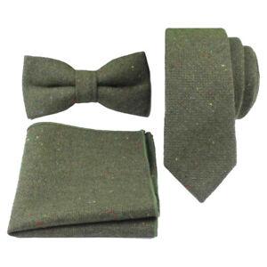 Canacana Bunny Rabbit Pre-tied Boys Tie with Stripes Pocket Square Set