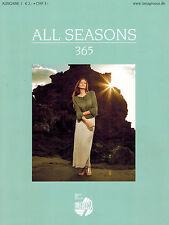 All Seasons 365 Ausgabe 1 Lana Grossa Strickanleitungen Damen