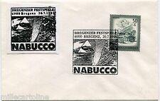 AUSTRIA, MUSIC, SPECIAL ANNUL NABUCCO, BREGENZER FESTSPIELE, 1994     m