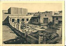 cm 250 1952 ERCOLANO (Napoli) Giardino Casa dell'atrio - Ed.Berretta Terni
