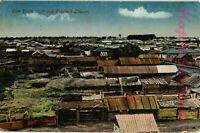 AK Russisch-Litauen, Eine Dorfansicht, 1917, 18/07