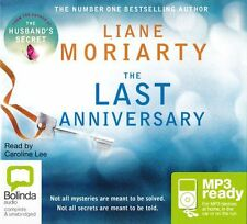 Liane MORIARTY / The LAST ANNIVERSARY        [ Audiobook ]