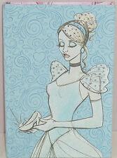 Disney Cinderella Sleeping Beauty Aurora Journal Diary Theme Parks
