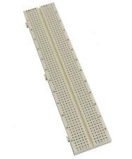 Planche plaque pour prototype de circuit imprimé sans soudure 630 pôles