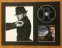 Justin Timberlake  **HAND SIGNED**  16x12 mounted display ~ AUTOGRAPHED  *PROOF*