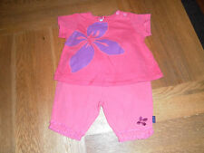 BABY GIRLS ELLE OUTFIT SIZE 3 MONTHS 010201