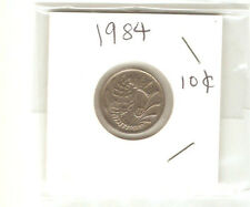 Offer>Singapore 10 cents 1984  Fish coin  lustre/high grade! ??