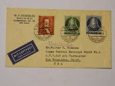 GERMAN BERLIN STAMP COVER RARE FREE FAST SHIP!!!  L@@K!!!!!