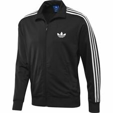 Adidas Originals HOMBRE Firebird Chándal Top Polar Negro TALLAS CH-EG