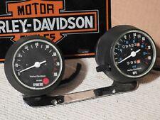 Harley Davidson 1000 Ironhead Sportster Gauges Speedometer Tachometer
