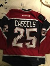 Authentic Cassels Vancouver Canucks NHL Jersey