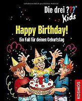 Die drei ??? Kids, Happy Birthday!: Ein Fall für deinen ...   Buch   Zustand gut
