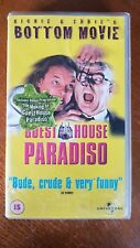 *Vintage Guest House Paradiso, VHS Tape, 15 Rated, 1999, Good Cond, Rik Mayall