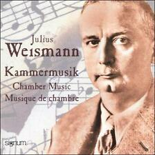 New: : Weismann: Kammermusik / Chamber Music / Musique de chambre  Audio CD