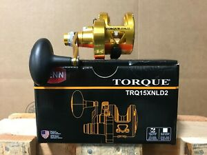 PENN TORQUE TRQ15XNLD2 Gold Series Fishing Reel