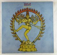 SHIVA -  Continuance - LP High Roller Records Limited Edition Orange Crush Vinyl