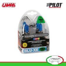 Lampa Pilot 58277- Coppia Lampade Lampadine HB3 9005 60W HB3 alogene Blu-Xe P20d