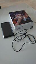 "Nokia 8 SiroccoTA-1005-BK 6GB RAM 128GB HDD 5.5"" Black Works perfect Cracked LCD"