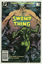 Swamp Thing 1985 #38 Fine/Very Fine Alan Moore