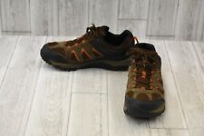 Merrell Outmost Ventilator Waterproof Hiking Shoes, Men's Size 11M, Brown