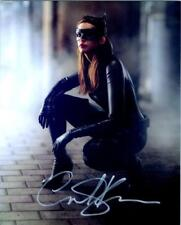 Anne HathawayThe Dark Knight Rises signed 8x10 Picture Photo Pic autographed COA