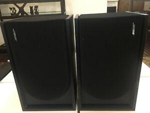Pair of Vintage Bose 4.2 Series II Direct/Reflecting Speakers.