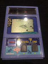 """Lcd Game Casio CG-31 """"Astero Zone"""" 1983 vintage made in Japan"""