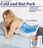 Reusable Microwave Heating Pad Cold Pack, Hot Pack & Ice Pack For Knee, Shoulder