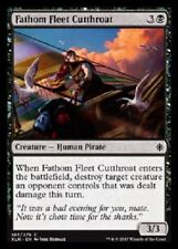 4x Fathom Fleet Cutthroat NM Ixalan MTG Magic Black Common